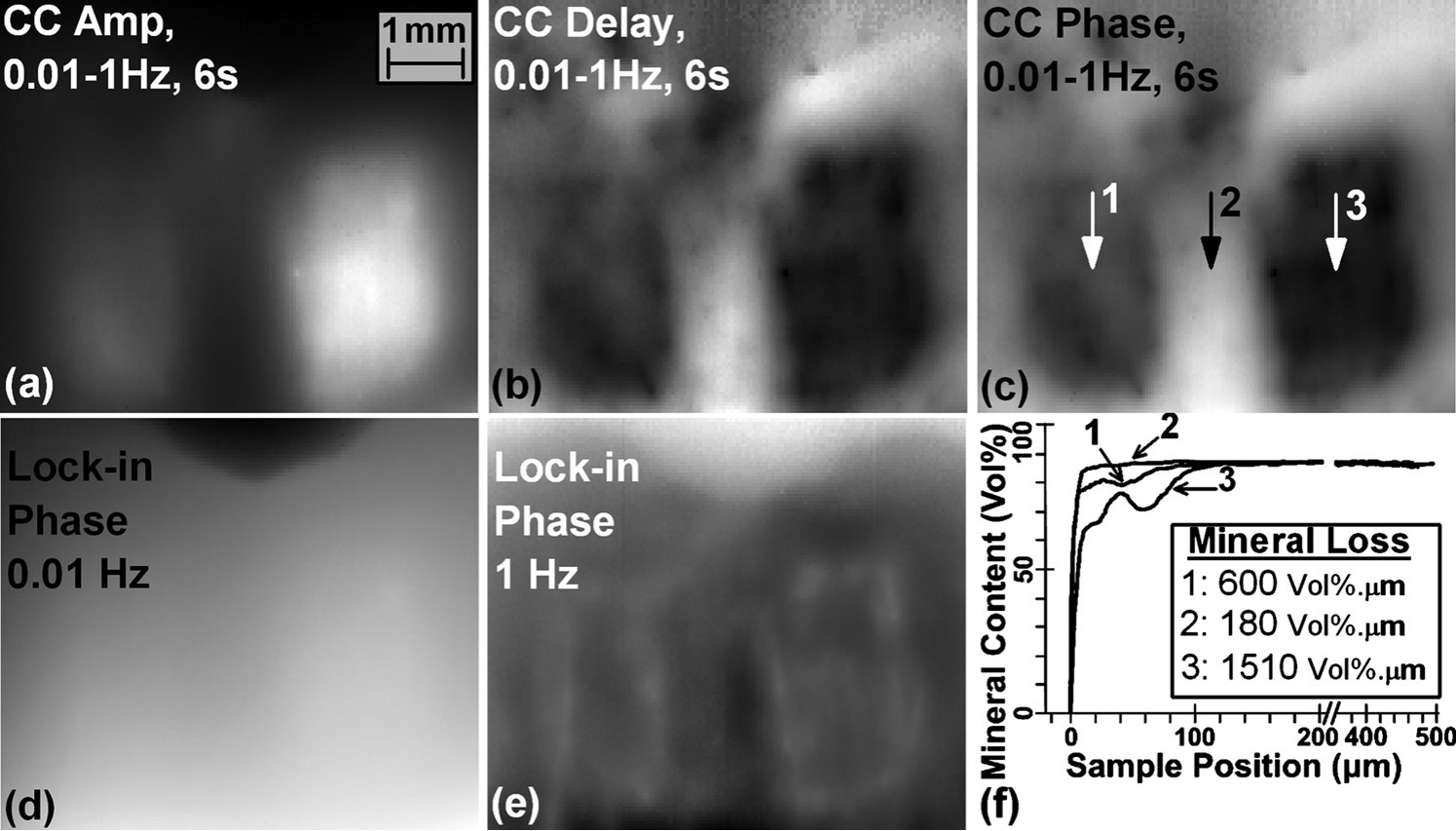 Thermophotonic radar and phase lock-in imaging